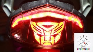 Download How to Created Custom Tail Light.Easy and Cheap.//Lazy Eyes. Video