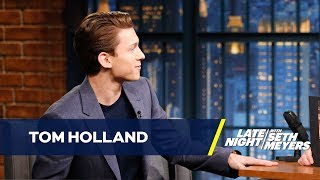 Download Tom Holland Mistook a Stunt Double for Robert Downey Jr. Video