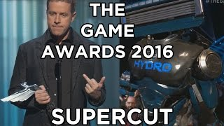 Download The Game Awards 2016 Supercut Video