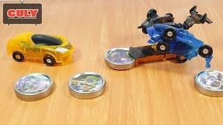 Download Đồ chơi Chiến xa thần thú - Opti Morphs toy for kids - xe biến hình siêu thú Video