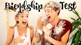 Download Ultimate Friendship Test with Mark | Zoella Video