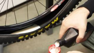 Download Stan's Notubes Tubeless System installation Video