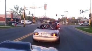 Download 13b Rotary Powered Miata - Hwy Drive 2 (RewedMiata) Video