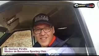 Download Dr. Gustavo Peralta, sobre las novedades médicas de Barcelona Sporting Club #CopaBancodelPacífico Video
