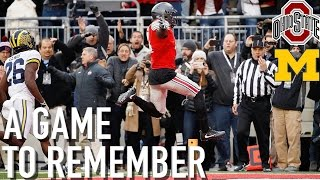 Download A Game to Remember: Ohio State vs. Michigan Video
