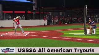Download USSSA ALL AMERICAN TRYOUTS [2018] Video
