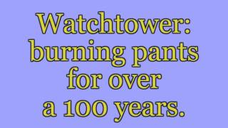 Download Urgent Jehovah's Witness health and safety worries MIRRORED Video