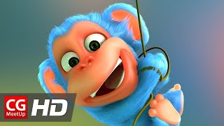 Download CGI Animated Short Film ″Monkaa Short Film″ by Weybec | Blender Video