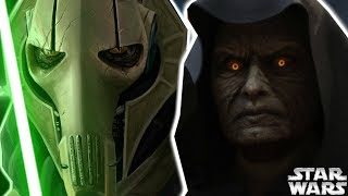 Download Why Darth Sidious Was AFRAID of General Grievous - Star Wars Explained Video