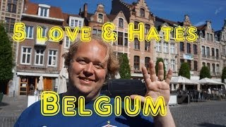 Download Visit Belgium - 5 Things You Will Love & Hate about Belgium Video