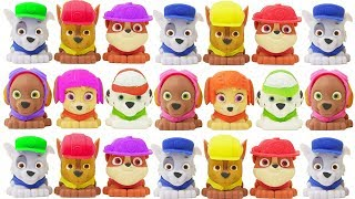 Download paw patrol mashems and fashems learn colors Video