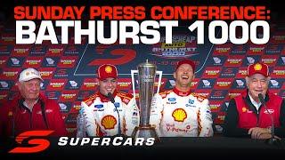 Download Sunday Press Conference: Bathurst 1000 | Supercars Championship 2019 Video