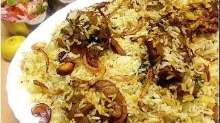 Download Thalassery mutton biriyani / Malabar Mutton biriyani Eid / Ramadan special Video
