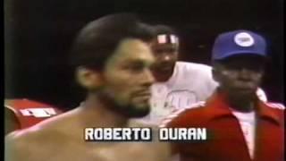 Download Roberto ″Manos de Piedra″ Duran vs Sugar Ray Leonard I (part 1) Video