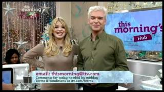 Download This Morning Bloopers 15th Dec 2010 Video