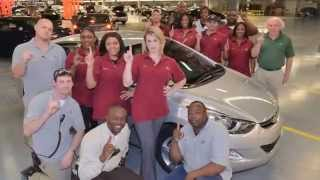 Download Celebrating 10 Years of Hyundai Production in Montgomery Alabama Video