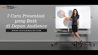 Download 7 Cara Presentasi yang Baik di Depan Audience Video