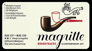 Download Magritte, Broodthaers & Contemporary Art Video