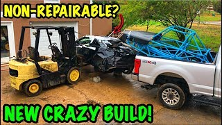 Download Turning A Salvage Car Into A Street Legal Race Car!!! Video