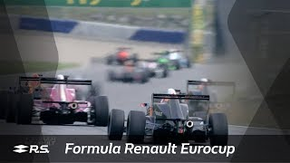 Download Formula Renault Eurocup : Highlights Red Bull Ring - Race 1 Video