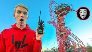 Download FOUND GAME MASTER worlds tallest TOP SECRET SPY CONTROL ROOM with HIDDEN ESCAPE ROOM INSIDE!! Video
