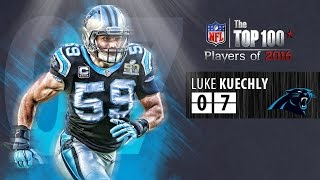 Download #07 Luke Kuechly (LB, Panthers) Top 100 Players of 2016 Video
