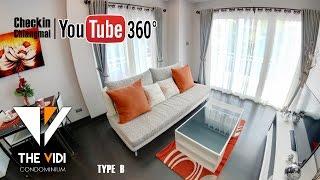Download [ VR 360 ] The Vidi Condo Chiangmai Type B Video