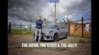 Download Living with the Focus RS - 1 year later. Video