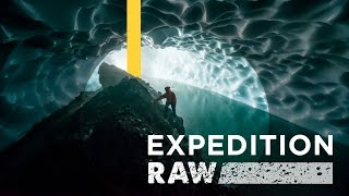 Download Exploring Toxic Ice Caves Inside an Active Volcano | Expedition Raw Video