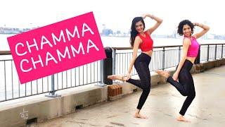 Download Chamma Chamma | Dance Cover | Fraud Saiyaan | Neha Kakkar | Dhruvi Shah ft. Swara Dance Video