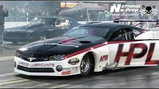 Download Doc Street Beast vs Harry Hruska twin turbo Camaro at Galot No Prep Kings Video