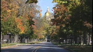 Download Notre Dame Campus Video