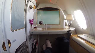 Download My $60,000 Around the World Trip on Emirates First Class for $300 Video