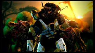 Download Halo Flood Lore: The Floods twisted influence on human morphology Video