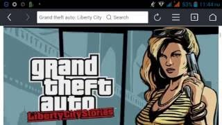 Download How to Download and Install GTA Liberty City Stories in Android Free Video