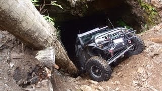 Download Jeep Off Road Movies - Ramp Exit (Exploring Mines) Video