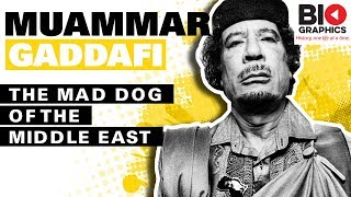 Download Muammar Gaddafi: The Mad Dog of the Middle East Video