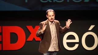 Download La realidad mata | Pablo Albo | TEDxLeon Video