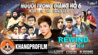 Download NGƯỜI TRONG GIANG HỒ PHẦN 6 | LÂM CHẤN KHANG | TOP 10 VIDEO TRENDING TOÀN CẦU 2018 Video