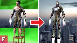 Download What Movies Really Look Like Before & After Special Effects (VFX) Video