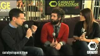 Download Jack Dorsey | Backstage | Catalyst West 2011 Video
