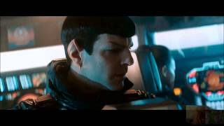 Download Star Trek Into Darkness HD - Spock/Uhura's ″Talk″ & Kronos Chase Video