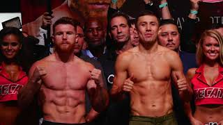 Download CANELO VS GOLOVKIN WEIGH IN Video