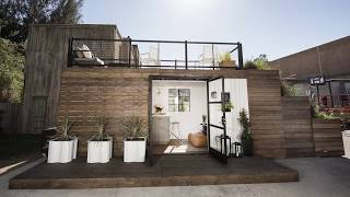 Download Container Home Built Before Your Eyes Video