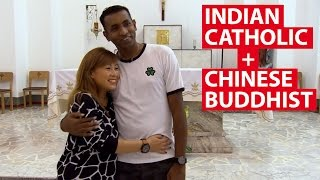 Download Indian Catholic + Chinese Buddhist | On The Red Dot | CNA Insider Video