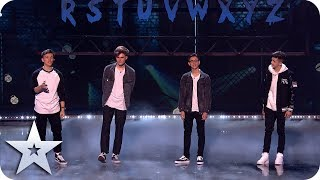 Download Stranger things are happening! 4MG make the right connection | The Final | BGT 2019 Video