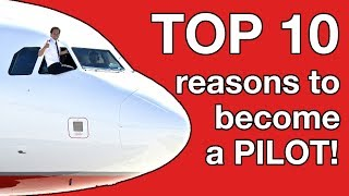 Download TOP 10 reasons to become a PILOT!!! Video