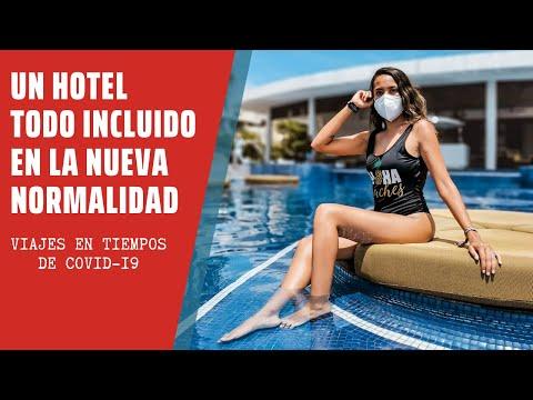 Así es HOSPEDARTE en un HOTEL TODO INCLUIDO en TIEMPOS DE COVID-19 I Cancun.