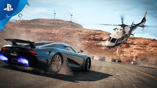 Download Need for Speed Payback - PS4 Gameplay Trailer | E3 2017 Video