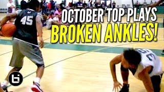 Download LaMelo Ball Goes Steph Curry Mode + MANY Ankles Broken! October TOP Plays! Video